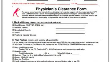 physicians-clearance