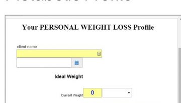 client-weight-loss-profile