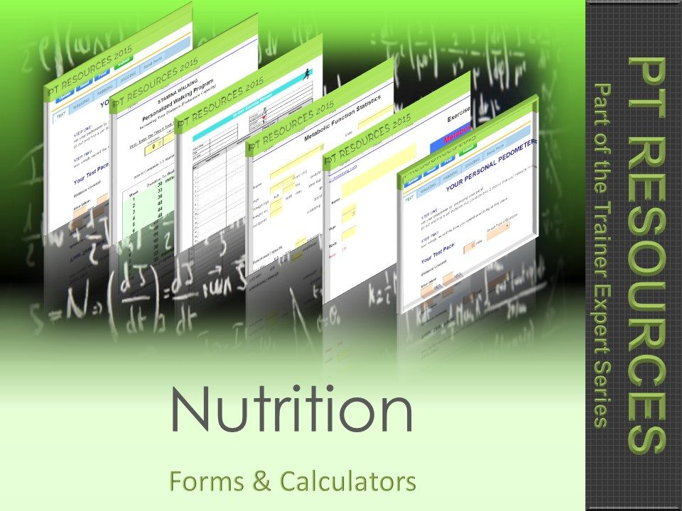 nutrion-forms