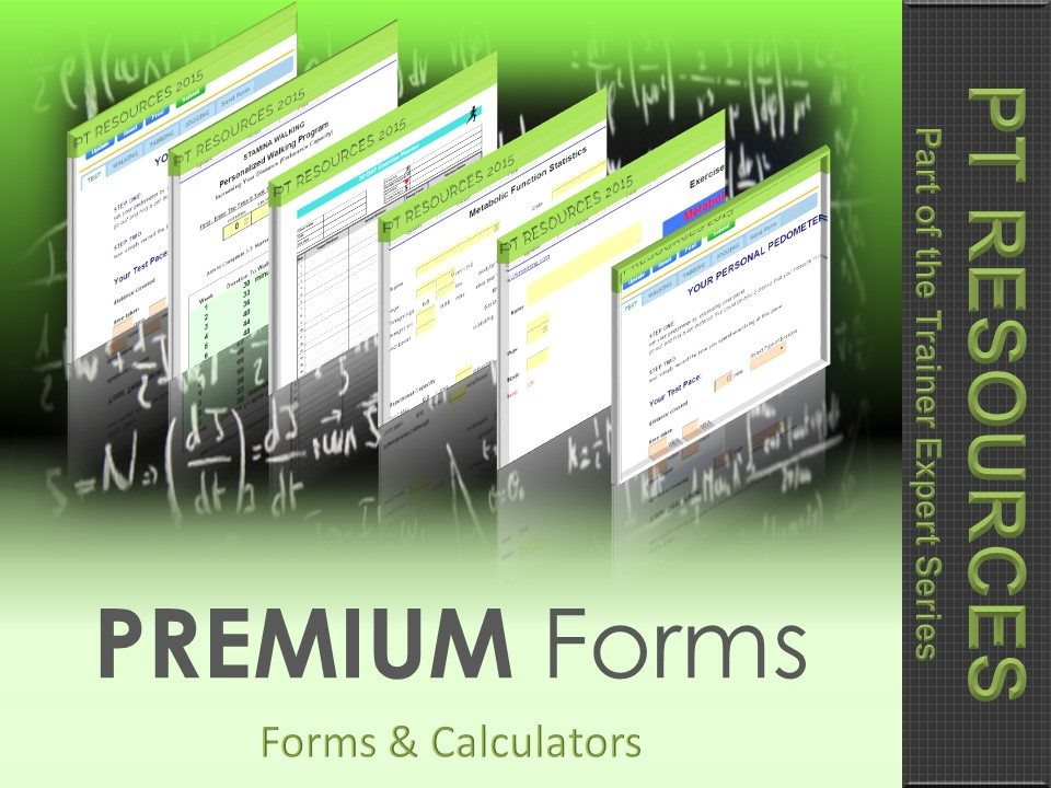 FORMS and CALCULATORS
