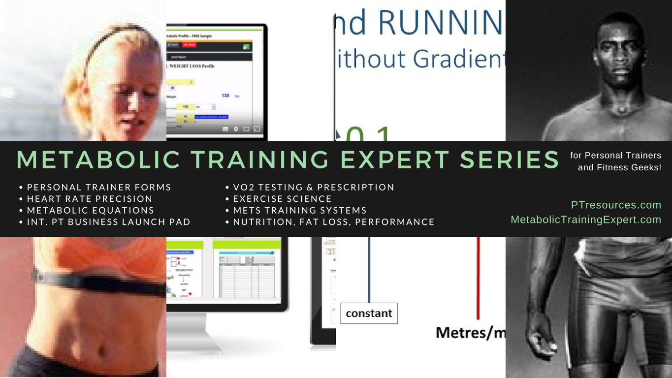 Vo2 Metabolic Training – Answers To Demo Client